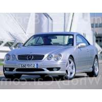 Поколение Mercedes-Benz CL-klasse AMG I (C215)