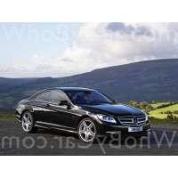 Поколение Mercedes-Benz CL-klasse III (C216) рестайлинг
