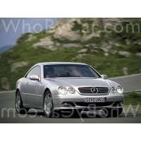 Поколение Mercedes-Benz CL-klasse II (C215) рестайлинг