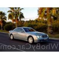 Поколение Mercedes-Benz CL-klasse II (C215)