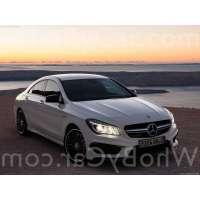 Поколение Mercedes-Benz CLA-klasse AMG седан