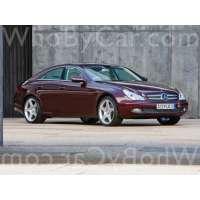Поколение Mercedes-Benz CLS-klasse I (C219) рестайлинг