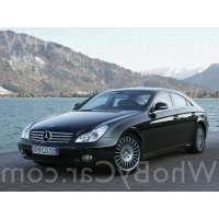 Поколение Mercedes-Benz CLS-klasse I (C219)