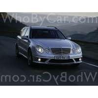 Поколение Mercedes-Benz E-klasse AMG III (W211, S211) 5 дв. универсал рестайлинг