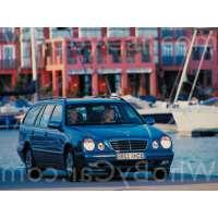 Поколение Mercedes-Benz E-klasse II (W210, S210) 5 дв. универсал рестайлинг