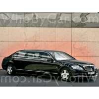Поколение Mercedes-Benz S-klasse V (W221) лимузин рестайлинг