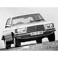 Поколение Mercedes-Benz S-klasse I (W116)