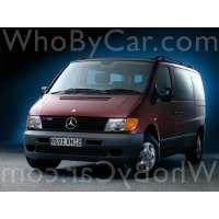 Поколение Mercedes-Benz Vito I (W638)