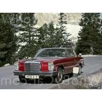 Поколение Mercedes-Benz W114 купе