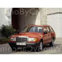 Поколение Mercedes-Benz W124 5 дв. универсал