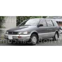 Поколение Mitsubishi Chariot II