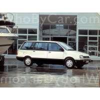 Поколение Mitsubishi Chariot I