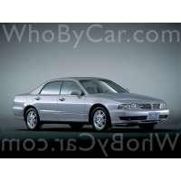 Поколение Mitsubishi Diamante II