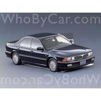 Поколение Mitsubishi Diamante I