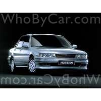 Поколение Mitsubishi Galant VI седан