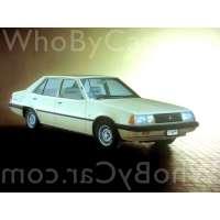 Поколение Mitsubishi Galant IV седан