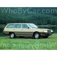 Поколение Mitsubishi Galant IV 5 дв. универсал