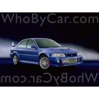 Поколение Mitsubishi Lancer Evolution VI