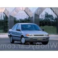 Поколение Mitsubishi Lancer V седан