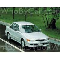 Поколение Mitsubishi Lancer V 5 дв. хэтчбек