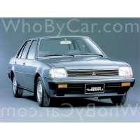 Поколение Mitsubishi Lancer III