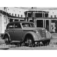 Поколение Москвич 400 кабриолет