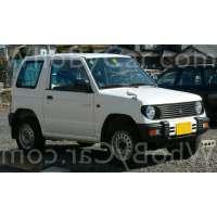 Поколение Mitsubishi Pajero Mini I