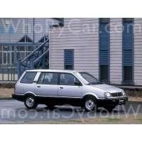 Поколение Mitsubishi Space Wagon I