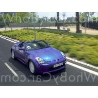 Поколение Nissan 350Z I кабриолет