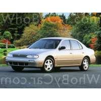 Поколение Nissan Altima I