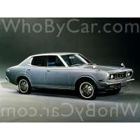 Поколение Nissan Bluebird IV (610)