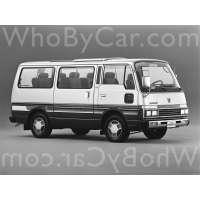 Поколение Nissan Caravan II (E23)