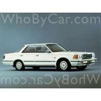 Поколение Nissan Cedric VI (Y30)
