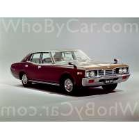Поколение Nissan Cedric IV (330)