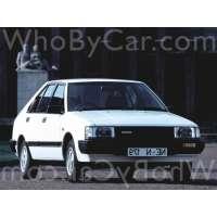Поколение Nissan Cherry IV (N12)