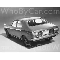 Поколение Nissan Cherry II (F10) седан