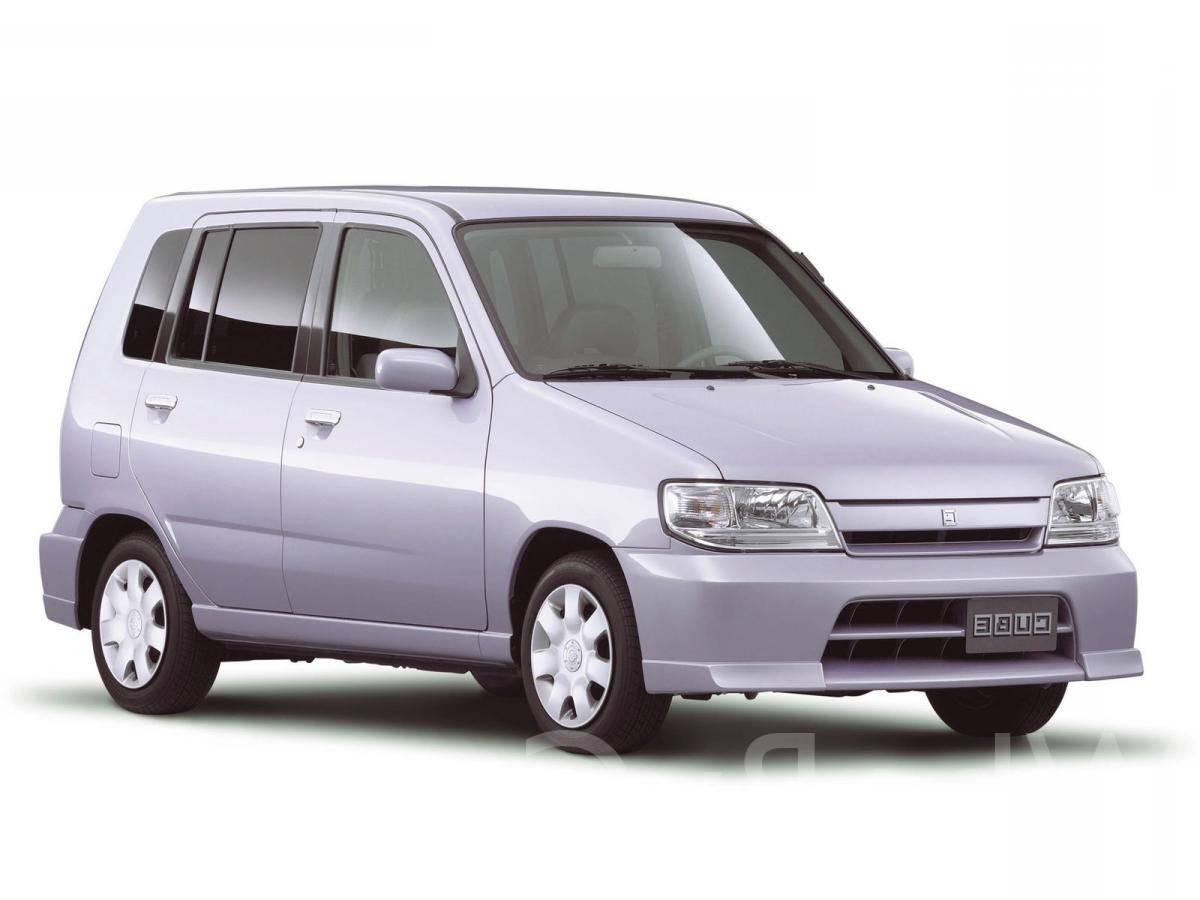 Габариты Nissan Cube I Z10 все размеры ширина высота