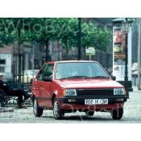 Поколение Nissan Micra I (K10)
