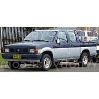 Поколение Nissan Navara (Frontier) I (D21)