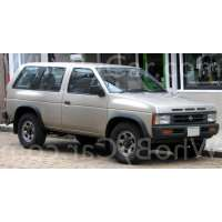 Поколение Nissan Pathfinder I