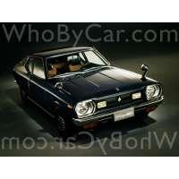 Поколение Datsun Cherry II купе