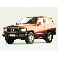 Поколение Nissan Patrol III (K160, K260) 3 дв. внедорожник