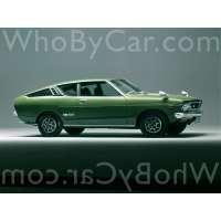 Поколение Datsun Sunny купе