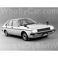 Поколение Nissan Pulsar II (N12)