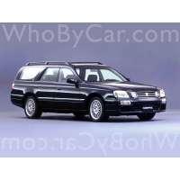 Поколение Nissan Stagea I