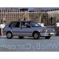 Поколение Nissan Sunny N14 5 дв. хэтчбек