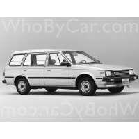 Поколение Nissan Sunny B11 5 дв. универсал