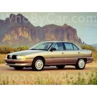 Поколение Oldsmobile Achieva седан