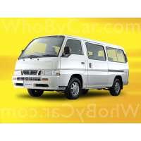 Поколение Nissan Urvan III (E24)