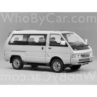 Поколение Nissan Vanette II